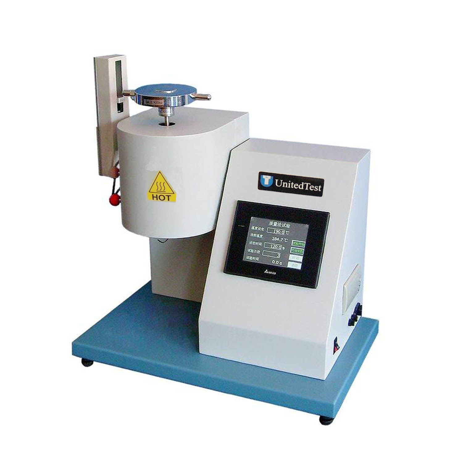 MFI404 Melting flow tester (Touching screen)