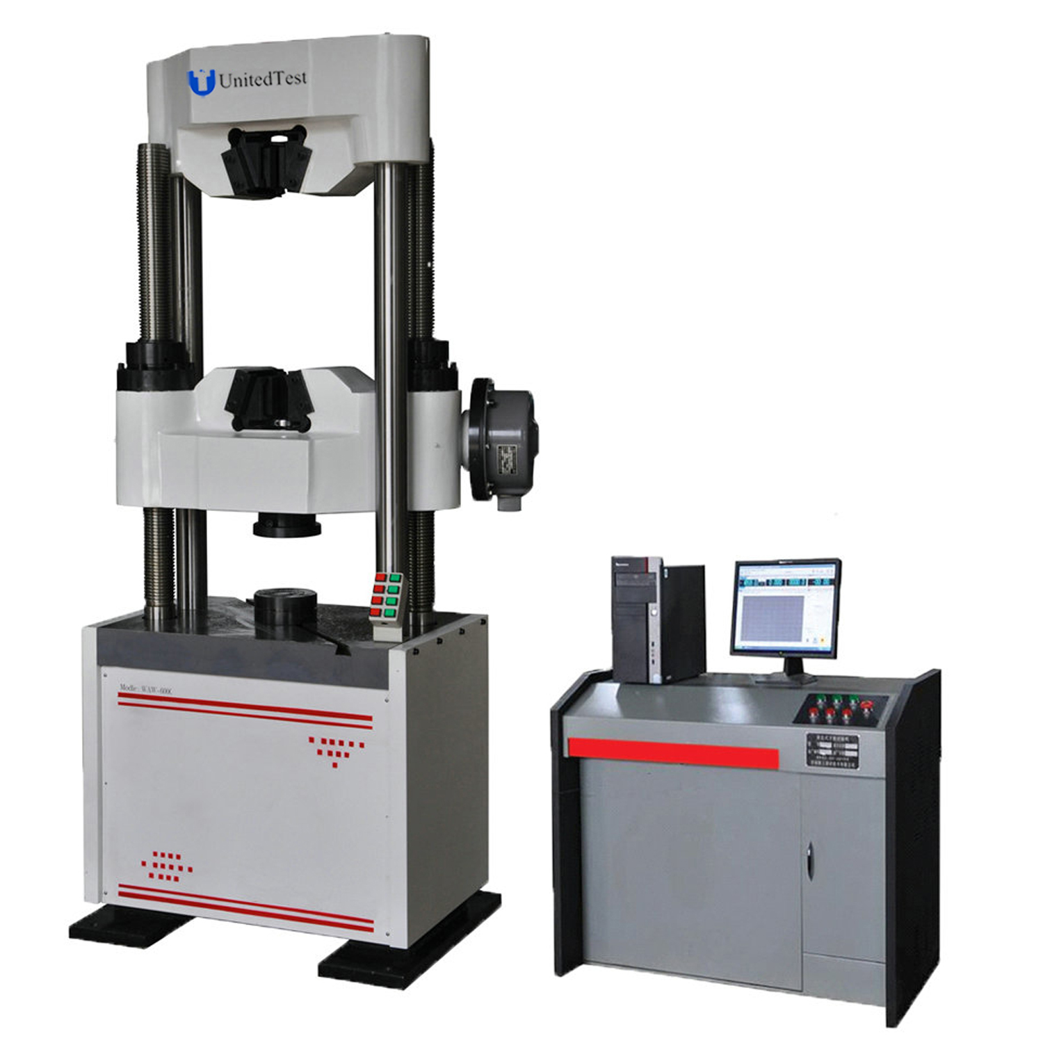 Static Hydraulic Testing Systems